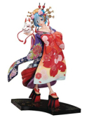Re:ZERO - Starting Life in Another World - Figur: Rem (Oiran Douchuu)