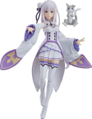 Re:ZERO - Starting Life in Another World - Figur: Emilia & Puck (Figma)