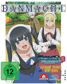 DanMachi: Is It Wrong to Try to Pick Up Girls in a Dungeon? - Familia Myth 2: Vol.4/4 - Collector's Edition [Blu-ray]
