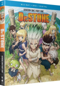 Dr. Stone: Season 1 - Part 1/2 [Blu-ray+DVD]