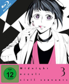 Midnight Occult Civil Servants - Vol.3/3 [Blu-ray]