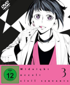 Midnight Occult Civil Servants - Vol.3/3