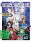 DanMachi: Is It Wrong to Try to Pick Up Girls in a Dungeon? - Arrow of Orion - Collector's Edition [Blu-ray]