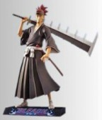 Bleach - Actionfigur: Renji Abarai