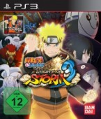 Naruto Shippuden - Ultimate Ninja Storm 3 [PS3]