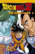 Dragon Ball Z: Die Ginyu-Saga - Bd. 03