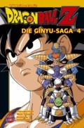 Dragon Ball Z: Die Ginyu-Saga - Bd. 04