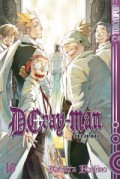 D.Gray-man - Bd.16