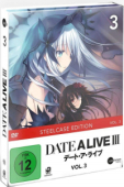 Date a Live III - Vol.3/3: Limited Steelcase Edition