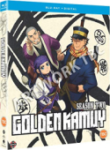 Golden Kamuy: Season 2 [Blu-ray]