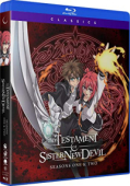The Testament of Sister New Devil + Burst - Complete Series: Classics [Blu-ray]
