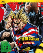 My Hero Academia: Staffel 3 - Vol. 3/5 [Blu-ray]