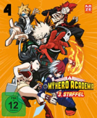 My Hero Academia: Staffel 3 - Vol. 4/5