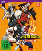 My Hero Academia: Staffel 3 - Vol. 4/5 [Blu-ray]