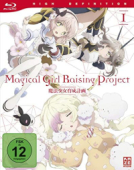 Magical Girl Raising Project - Vol.1/2 [Blu-ray]