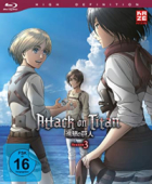 Attack on Titan: Staffel 3 - Vol.4/4 [Blu-ray]