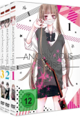 Anonymous Noise - Komplettset