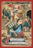 Delicious in Dungeon - Bd.06: Kindle Edition