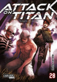 Attack on Titan - Bd. 28: Kindle Edition