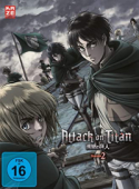 Attack on Titan: Staffel 2 - Vol.1/2