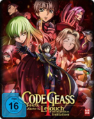 Code Geass: Lelouch of the Rebellion - Movie 1: Initiation - Steelcase Edition