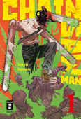 Chainsaw Man - Bd. 01: Kindle Edition