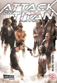 Attack on Titan - Bd. 29: Kindle Edition