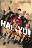 Haikyu!! - Vol.32: Kindle Edition