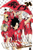 Haikyu!! - Vol.34: Kindle Edition