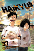Haikyu!! - Vol.37: Kindle Edition