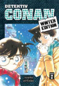 Detektiv Conan - Winter Edition: Kindle Edition