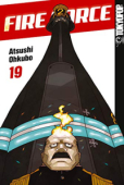 Fire Force - Bd.19: Kindle Edition
