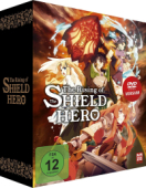 The Rising of the Shield Hero - Vol. 1/4: Limited Edition + Sammelschuber