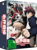 Blood Blockade Battlefront & Beyond - Vol.1/3: Limited Edition + Sammelschuber