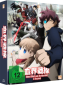 Blood Blockade Battlefront & Beyond - Vol.1/3: Limited Edition [Blu-ray] + Sammelschuber