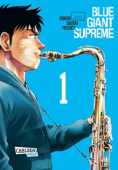 Blue Giant Supreme - Bd. 01: Kindle Edition