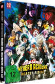 My Hero Academia: Heroes Rising - Steelbook Edition [Blu-ray]