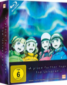 A place further than the Universe - Gesamtausgabe [Blu-ray]