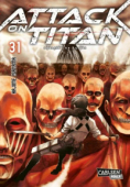 Attack on Titan - Bd. 31: Kindle Edition