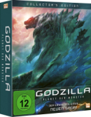 Godzilla - Film 1: Planet der Monster - Collector's Edition [Blu-ray]