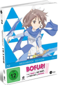 Bofuri: I Don't Want to Get Hurt, so I'll Max Out My Defense. - Vol. 2/3: Limited Mediabook Edition [Blu-ray]