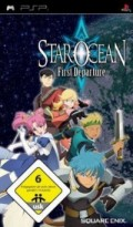 Star Ocean: First Departure [PSP]
