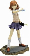 To Aru Majutsu no Index - Figur: Mikoto Misaka
