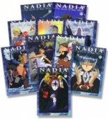 Nadia: The Secret of Blue Water - Komplettset