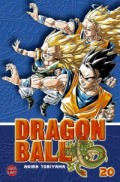 Dragon Ball - Sammelband 20