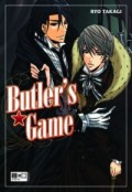 Butler's Game - Bd.01