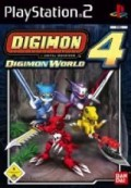 Digimon: World 4 [PS2]