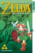The Legend of Zelda: Ocarina of Time - Bd.01