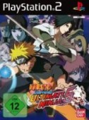 Naruto Shippuden: Ultimate Ninja 5 [PS2]