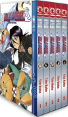 Bleach - Starter Kit 1: Bd.01-05